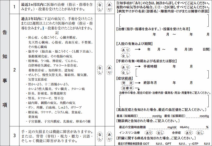 団信(団体信用生命保険)審査基...